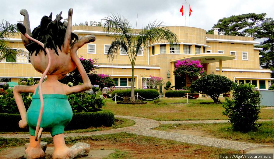 Летняя резиденция последнего императора Вьетнама