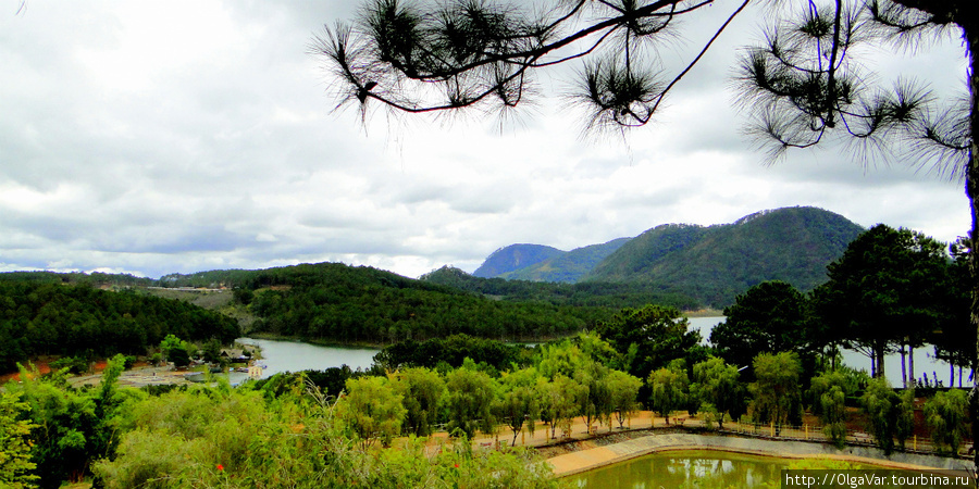 Озеро Тыенлам