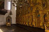Воскресенский войсковой собор внутри