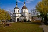 церковь на атаманском подворье