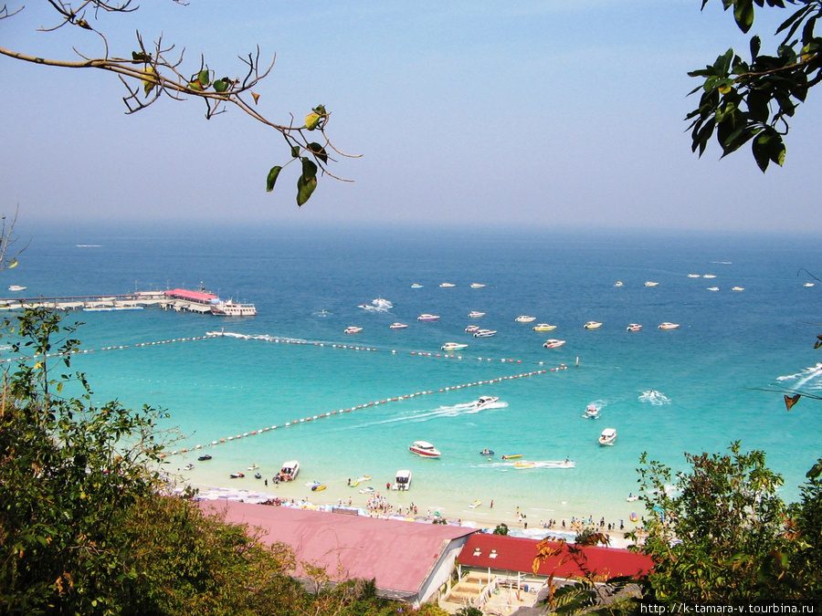 пляж Ta Waen