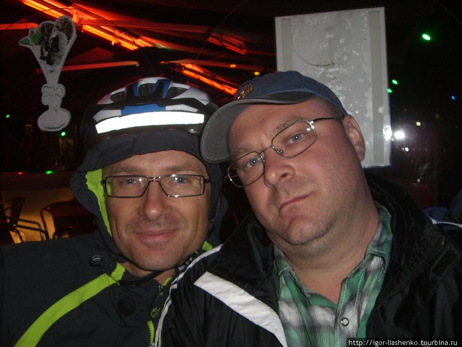 Дюссельдоф: по паре Альта — и путешествие началось