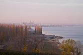 Вид с террассы ресторана Золотой Берег. Очень, кстати, хорошее место