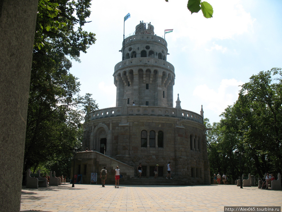 Башня Эржбет