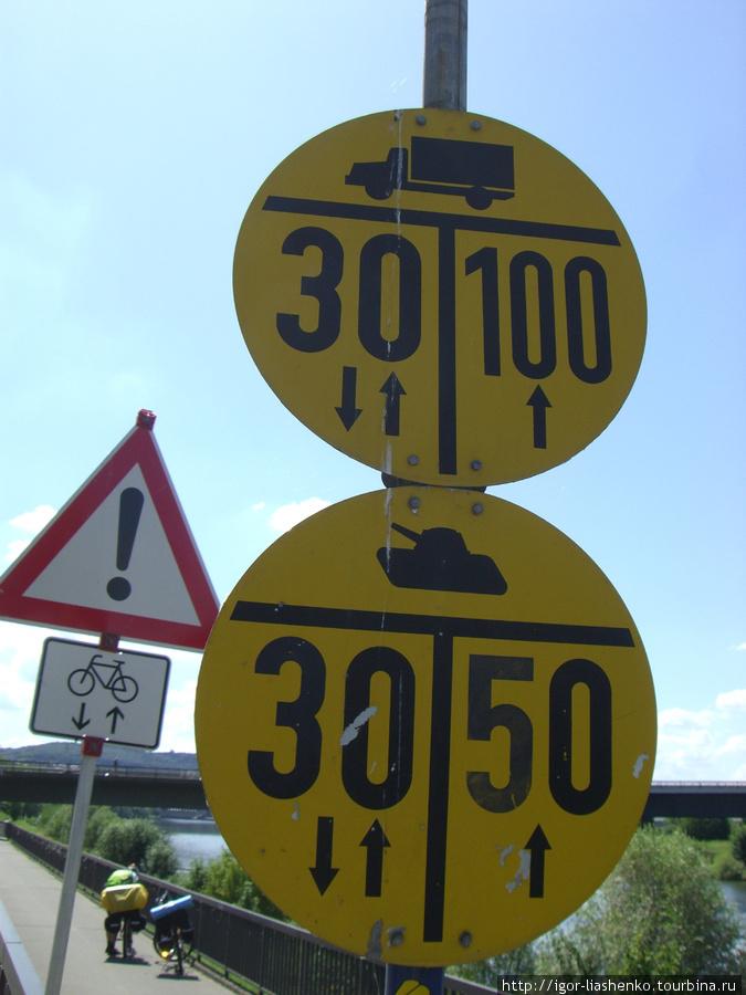 По всей Германии даются указания для движения танков