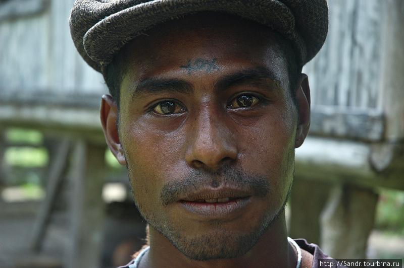 Житель Барапу | Провинция Сандаун, ПНГ