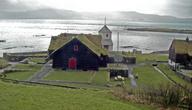 На этом месте было первое поселение викингов на островах