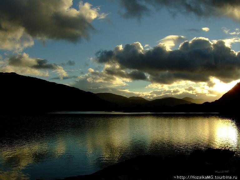 Озеро Лох Лейн