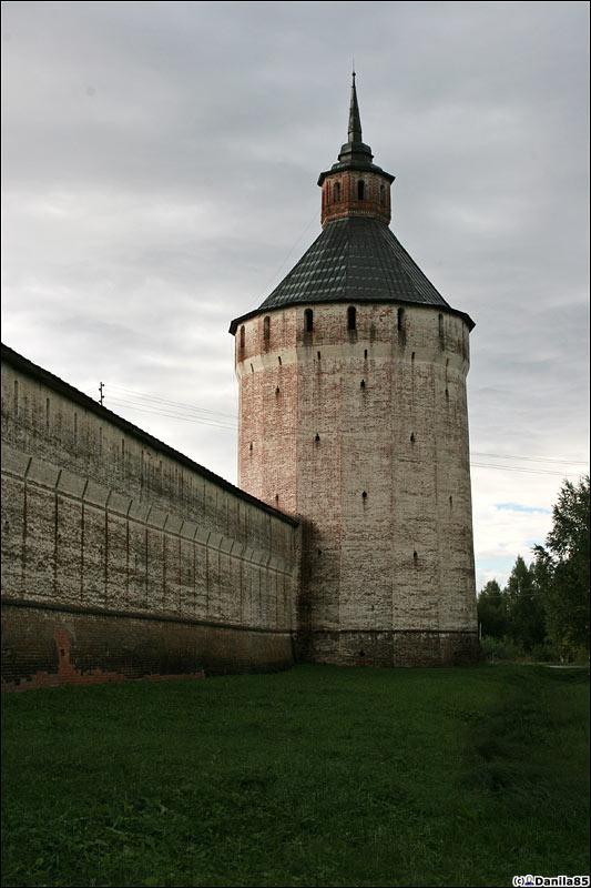 Кирилло-Белозёрский монас