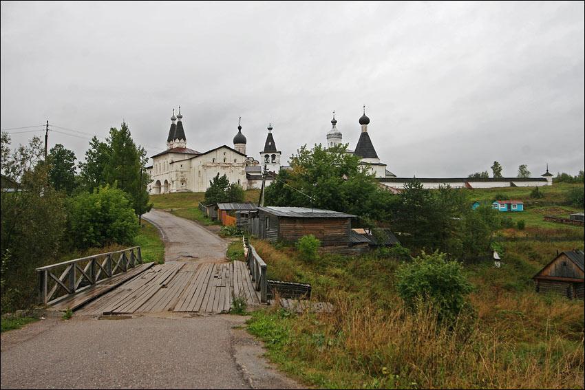 Ферапонтов монастырь с фр