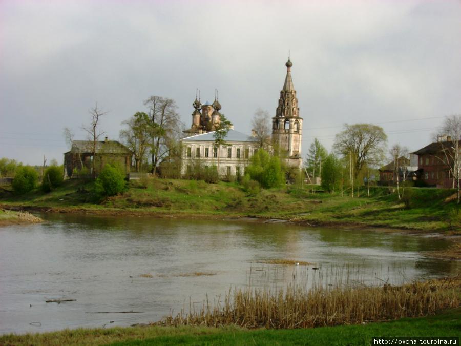 Солигалич - городок. Солигалич, Россия