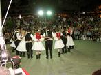 Танцевальный фестиваль на площади