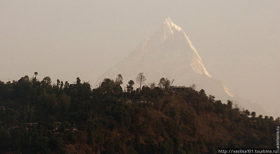 Озеро Фева, Покхара