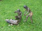 супер-прикольная вещь. В парке — история Индонезии в микро-скульптурах (рост каждой фигуры — около 50 см) от первобытных времён до наших дней
