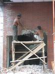 Рабочие-стенодолбы