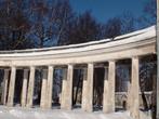Фрагмент колоннады