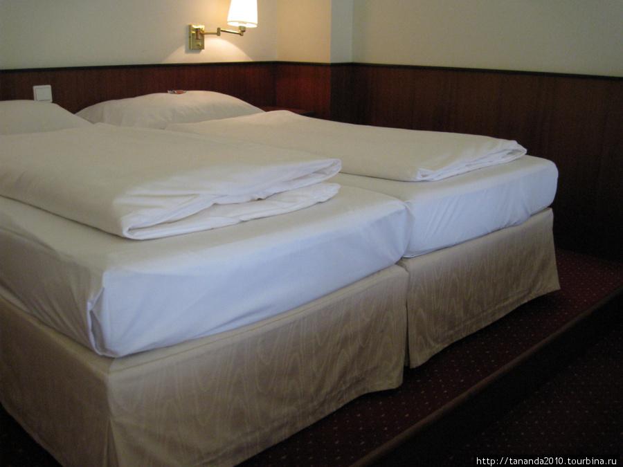 Кровать на втором этаже