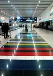в аэропорту Йобурга