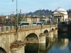 Мост Виктора-Эммануила I через реку По
