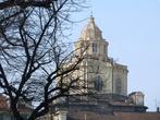 Купол церкви Сан-Лоренцо