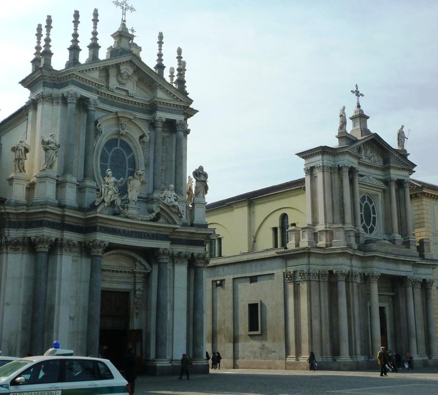 Церкви Санта-Кристина и Сан-Карло