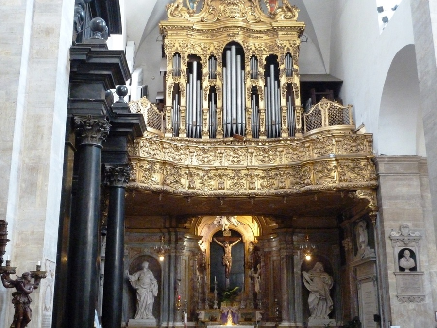 Орган собора