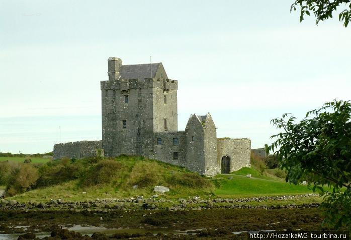 Замок Дангвайр