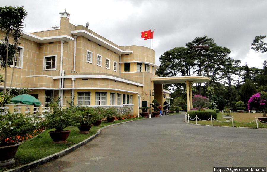 Летняя резиденция императора Бао Дая