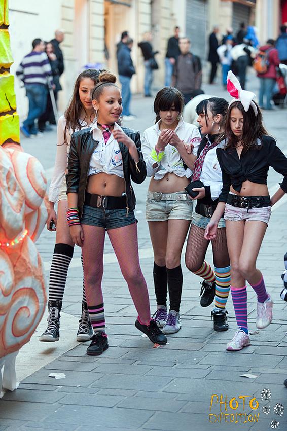 Мальтийцы, в отличие от ирландцев, к участию в параде привлекают детей