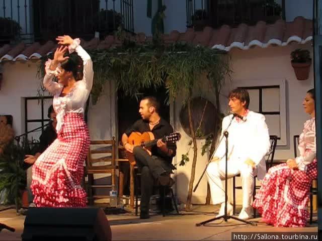 фламенко — страсть