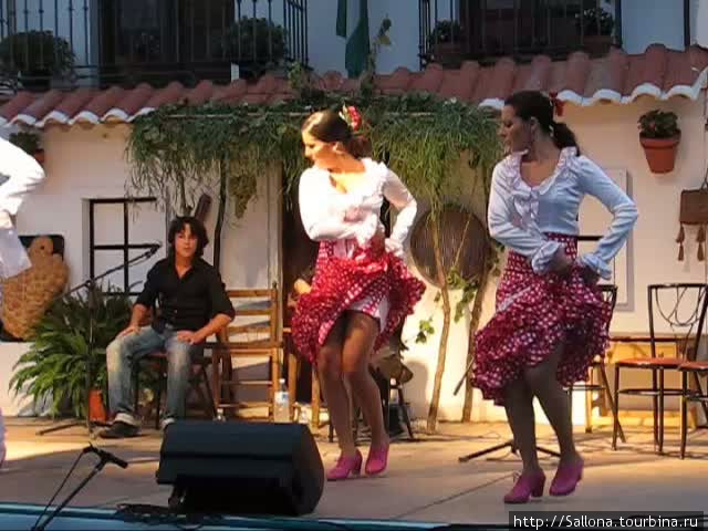 фламенко — взрыв