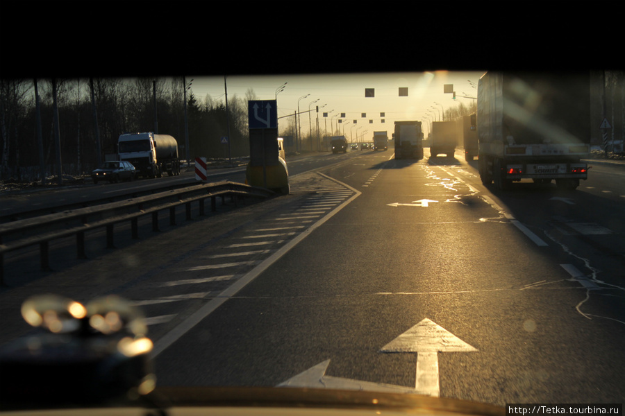 RUS Минское шоссе