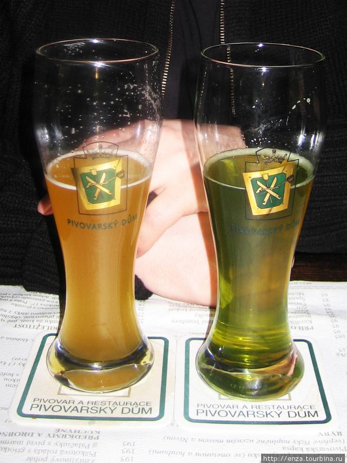 Пиво банановое и крапивно