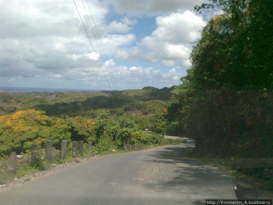 Нашел еще один вариант Рая на земле - Las Terrenas Лас-Терренас, Доминиканская Республика