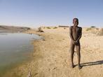 Здесь в городе заканчивается водоканал прорытый от Нигера.
