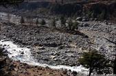 Сейчас Биас, основная река долины, маловодна, но вообще ширина русла внушает уважение.