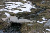 Мостик через ручей.