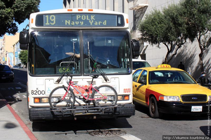 Для велосипедов предусмот