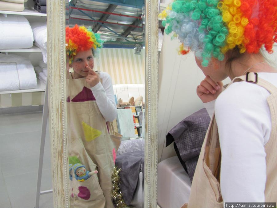 Кто это в зеркале?