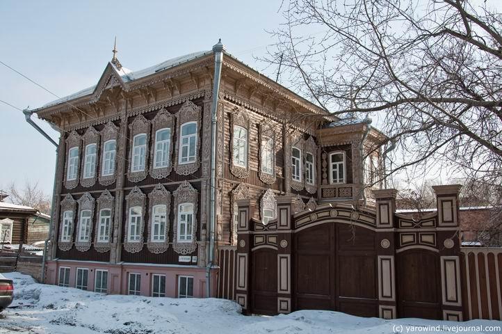 Татарская слобода Томск, Россия