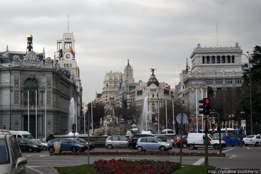 Мадрид — город возможностей