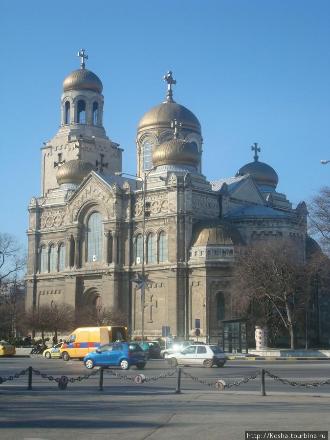 собор в Варне