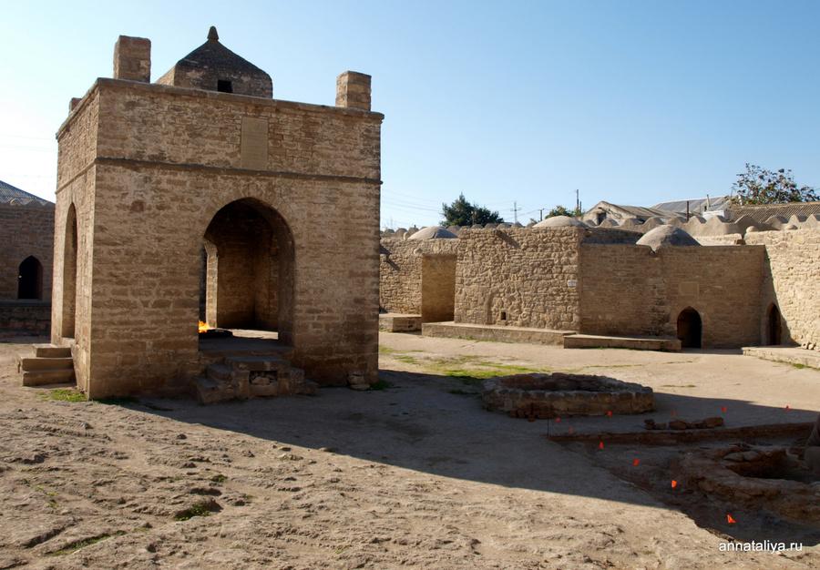 Атяшгях — храм Огня