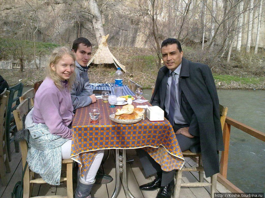 турок, накормивший нас до отвала