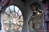 г. Тюрнхаут, Бельгия. Старый квартал Begijnhof. Монастырская церковь в Begijnhof