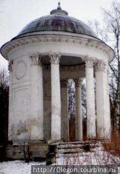В зимнем парке Быково, Россия