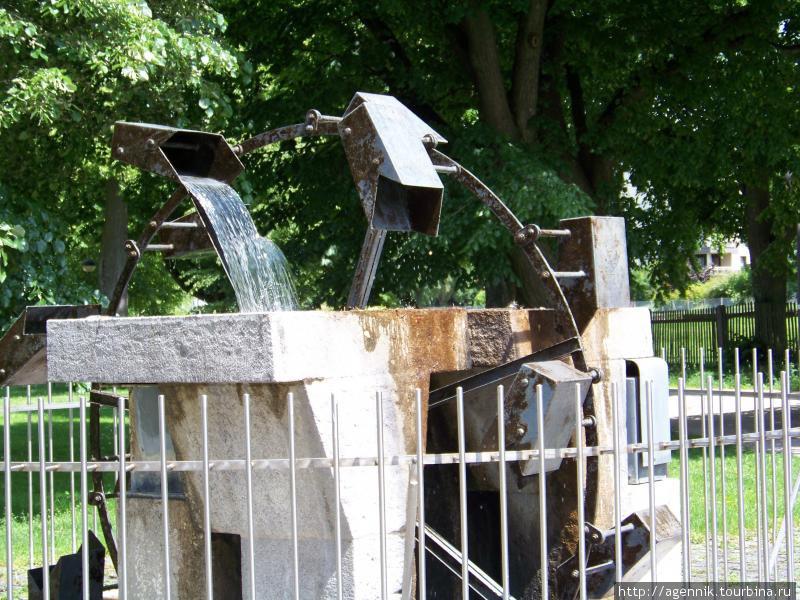 Памятник заключенным Дахау