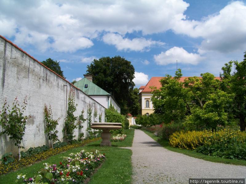Замок-сад