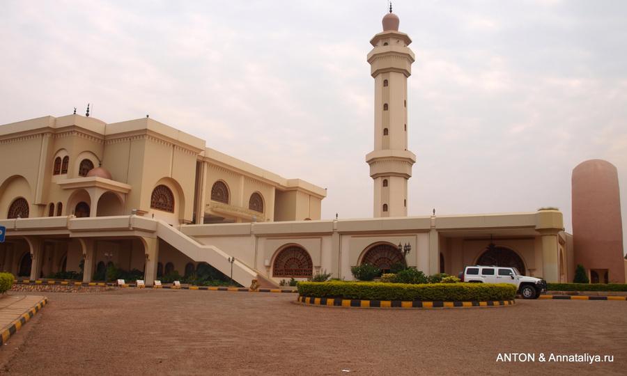 Мечеть в Старой Кампале
