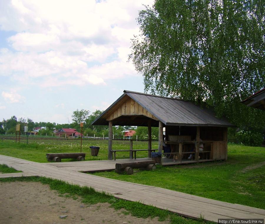 22.05.2010. Суздаль. Музей деревянного зодчества.